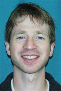 Pacient Š.P. po rovnání zubů